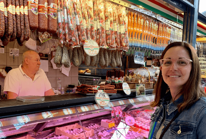 Budapest Market with Chef Mel